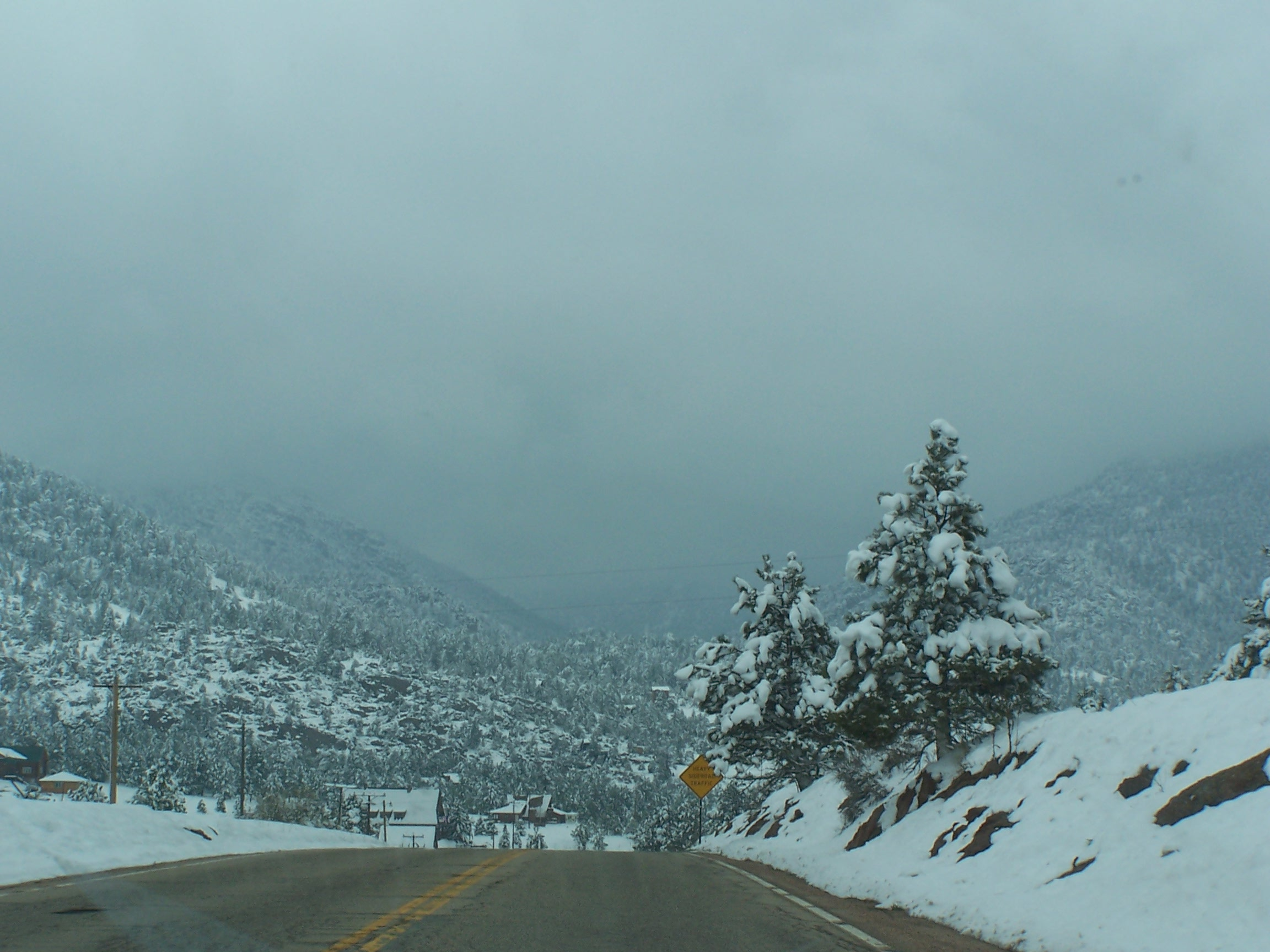 near Estes Park, CO